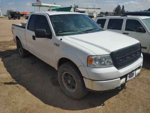 2005 Ford F-150 for sale at BERG AUTO MALL & TRUCKING INC in Beresford SD