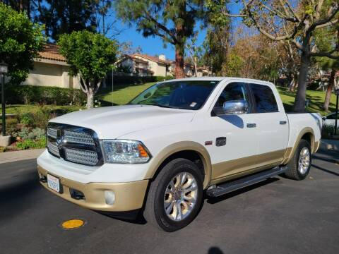2014 RAM Ram Pickup 1500 for sale at E MOTORCARS in Fullerton CA
