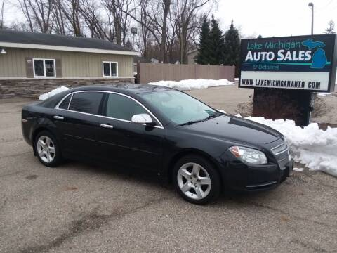 2009 Chevrolet Malibu for sale at Lake Michigan Auto Sales & Detailing in Allendale MI