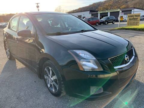 2011 Nissan Sentra for sale at Ron Motor Inc. in Wantage NJ