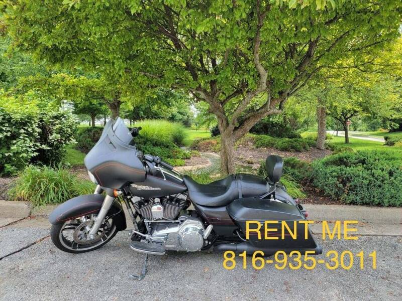 2014 Harley-Davidson Street Glide for sale at Government Fleet Sales - Rent Me in Kansas City MO