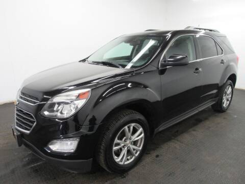2017 Chevrolet Equinox for sale at Automotive Connection in Fairfield OH