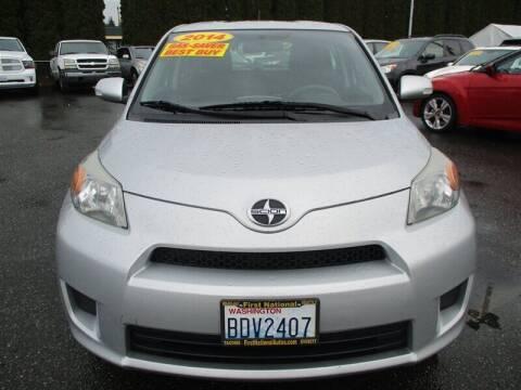 2014 Scion xD for sale at GMA Of Everett in Everett WA