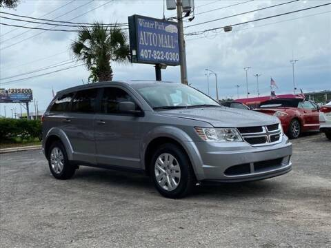 2015 Dodge Journey for sale at Winter Park Auto Mall in Orlando FL