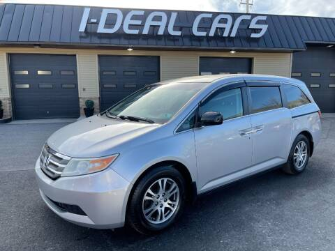 2011 Honda Odyssey for sale at I-Deal Cars in Harrisburg PA