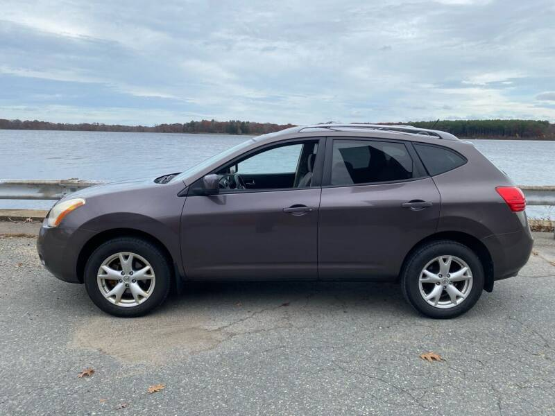 2008 Nissan Rogue AWD SL Crossover 4dr - Gloucester MA