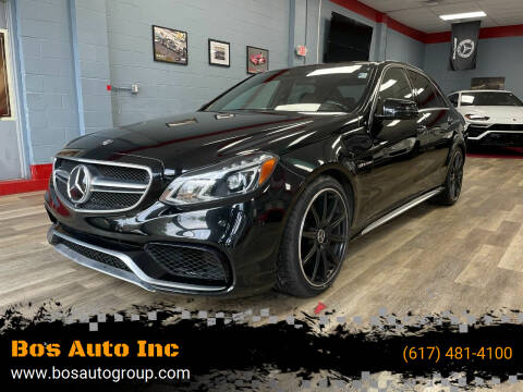 2014 Mercedes-Benz E-Class for sale at Bos Auto Inc in Quincy MA