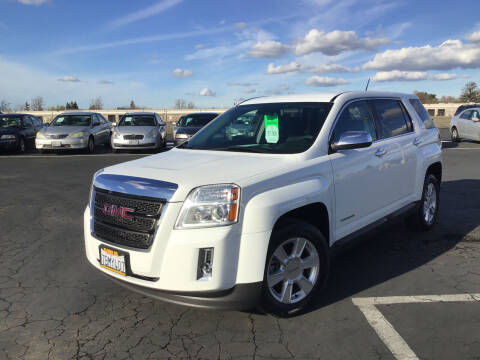 2013 GMC Terrain for sale at My Three Sons Auto Sales in Sacramento CA