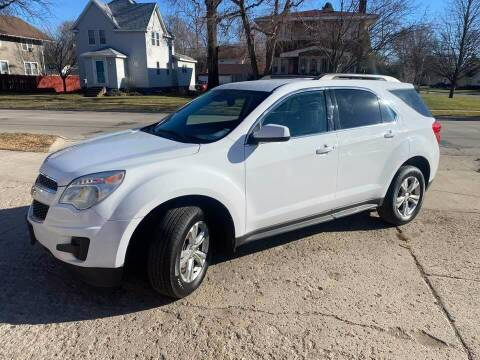 2012 Chevrolet Equinox for sale at BROTHERS AUTO SALES in Hampton IA
