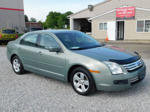 2009 Ford Fusion for sale at Macrocar Sales Inc in Akron OH