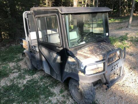 2011 Kubota RTV1140CPX for sale at EAGLE ROCK AUTO SALES in Eagle Rock MO
