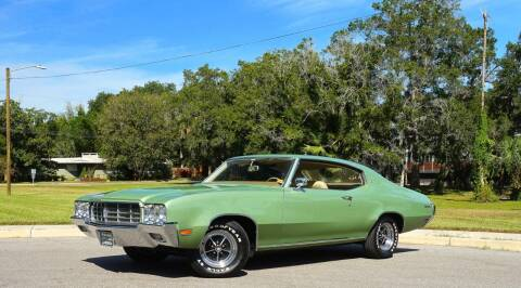 1970 Buick Skylark for sale at P J'S AUTO WORLD-CLASSICS in Clearwater FL