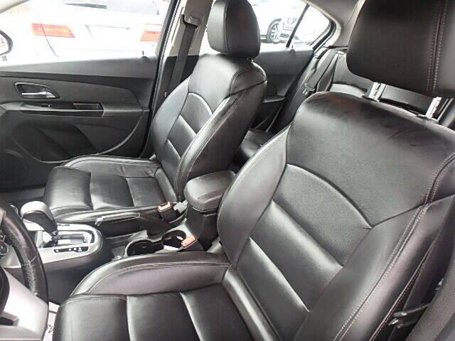 2013 Chevrolet Cruze LTZ Auto 4dr Sedan w/1SJ - Bronx NY