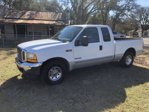 2000 Ford F-250 Super Duty for sale at Village Motors Of Salado in Salado TX