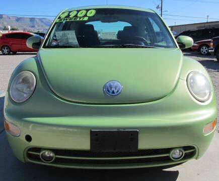 2004 Volkswagen New Beetle for sale at The Auto Shop in Alamogordo NM