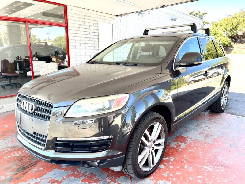 2008 Audi Q7 for sale at MotorSport Auto Sales in San Diego CA