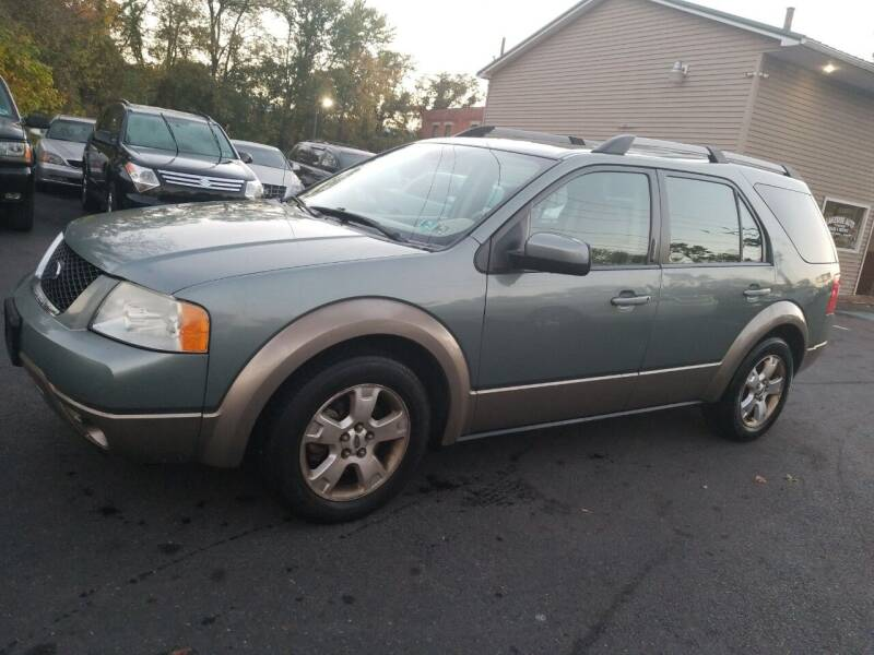2005 Ford Freestyle for sale at Roy's Auto Sales in Harrisburg PA