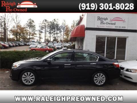 2015 Honda Accord for sale at Raleigh Pre-Owned in Raleigh NC