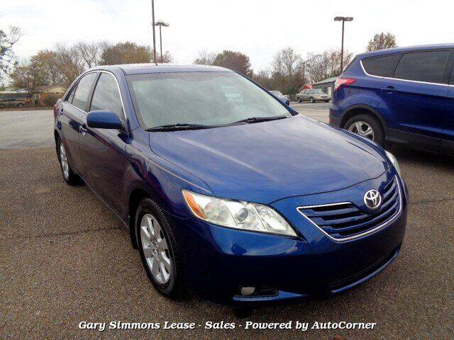 2009 Toyota Camry for sale at Gary Simmons Lease - Sales in Mckenzie TN