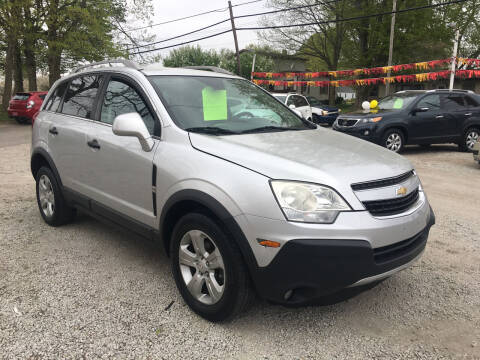2014 Chevrolet Captiva Sport for sale at Antique Motors in Plymouth IN
