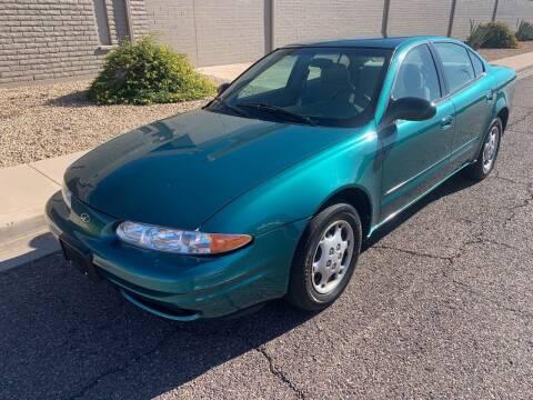 1999 Oldsmobile Alero for sale at Premier Motors AZ in Phoenix AZ