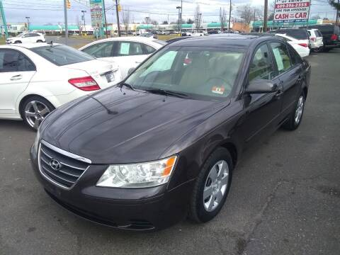 2009 Hyundai Sonata for sale at Wilson Investments LLC in Ewing NJ