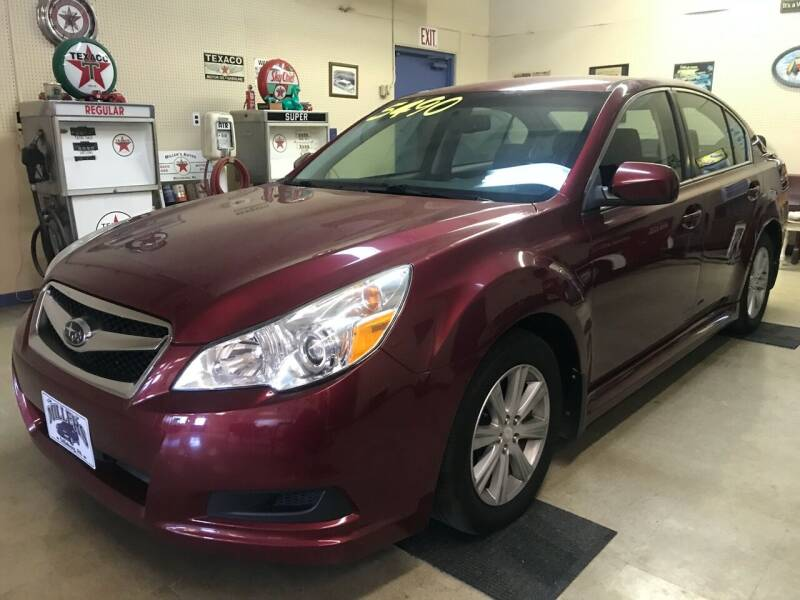 2012 Subaru Legacy for sale at Miller's Autos Sales and Service Inc. in Dillsburg PA