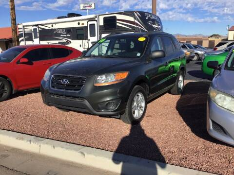 2010 Hyundai Santa Fe for sale at SPEND-LESS AUTO in Kingman AZ