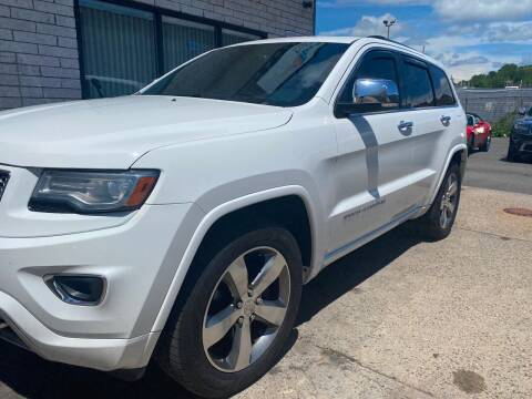2014 Jeep Grand Cherokee for sale at Story Brothers Auto in New Britain CT