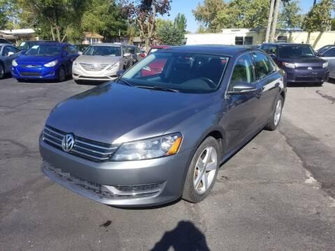 2012 Volkswagen Passat for sale at Nonstop Motors in Indianapolis IN