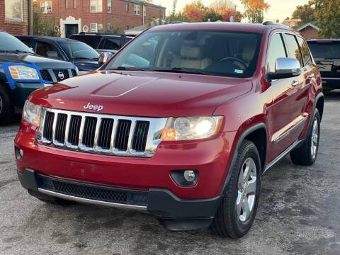 2011 Jeep Grand Cherokee for sale at IMPORT Motors in Saint Louis MO