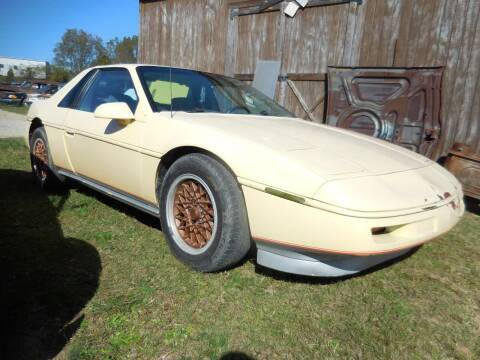 1988 Pontiac Fiero for sale at Classic Cars of South Carolina in Gray Court SC