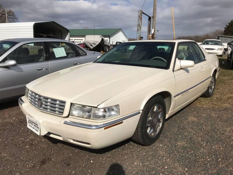 1997 Cadillac Eldorado for sale at Riverside Auto Sales in Saint Croix Falls WI