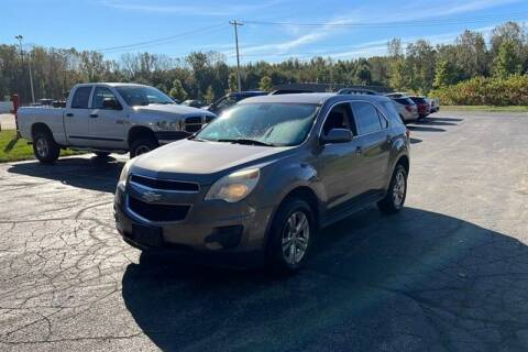 2010 Chevrolet Equinox for sale at MICHAEL J'S AUTO SALES in Cleves OH