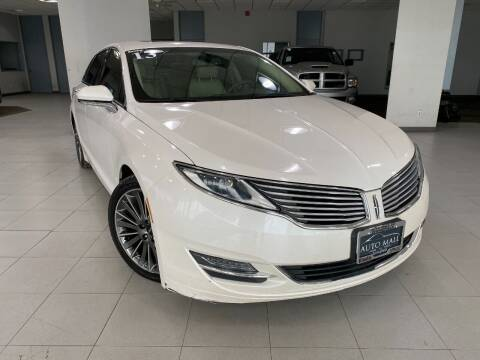 2013 Lincoln MKZ for sale at Auto Mall of Springfield in Springfield IL