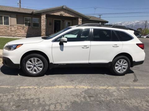 2017 Subaru Outback for sale at INVICTUS MOTOR COMPANY in West Valley City UT