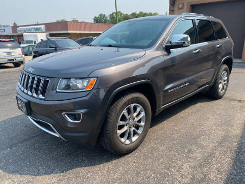 2016 Jeep Grand Cherokee for sale at Atlas Auto in Grand Forks ND