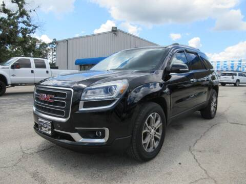 2016 GMC Acadia for sale at Quality Investments in Tyler TX