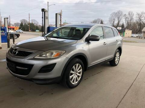2010 Mazda CX-9 for sale at JE Auto Sales LLC in Indianapolis IN