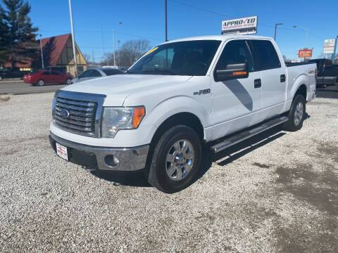 2011 Ford F-150 for sale at Approved Automotive Group in Terre Haute IN