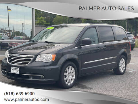 2012 Chrysler Town and Country for sale at Palmer Auto Sales in Menands NY