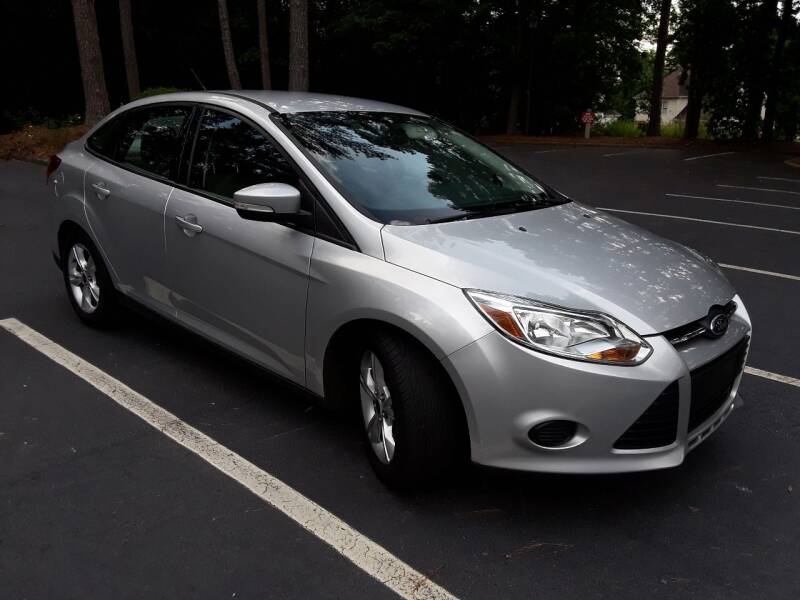 2014 Ford Focus for sale at Don Roberts Auto Sales in Lawrenceville GA