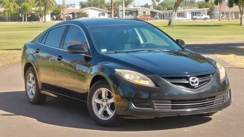 2010 Mazda MAZDA6 for sale at CAR MIX MOTOR CO. in Phoenix AZ