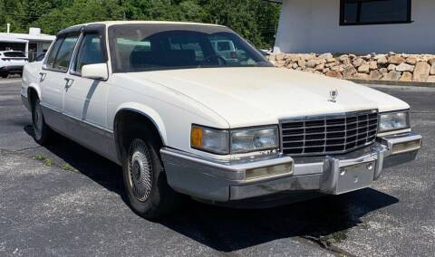 1993 Cadillac DeVille for sale at Cobalt Cars in Atlanta GA