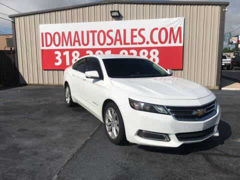 2017 Chevrolet Impala for sale at Auto Group South - Idom Auto Sales in Monroe LA