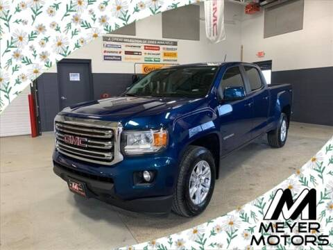 2019 GMC Canyon for sale at Meyer Motors in Plymouth WI