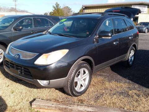 2008 Hyundai Veracruz for sale at IDEAL IMPORTS WEST in Rock Hill SC