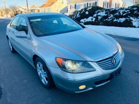 2005 Acura RL for sale at Kensington Family Auto in Kensington CT