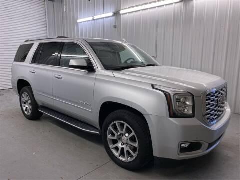 2018 GMC Yukon for sale at JOE BULLARD USED CARS in Mobile AL