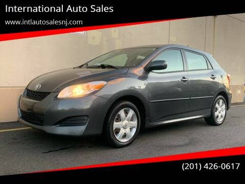 2009 Toyota Matrix for sale at International Auto Sales in Hasbrouck Heights NJ
